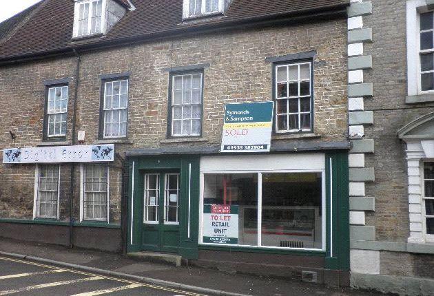 Thumbnail Retail premises to let in High Street, Wincanton, Somerset