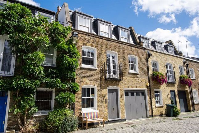 Thumbnail Property for sale in Pindock Mews, Little Venice, London