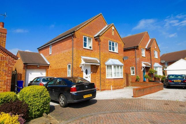 Thumbnail Detached house for sale in Chaytor Close, Hedon, Hull