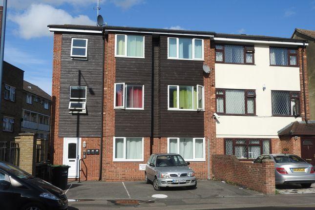 Thumbnail Flat to rent in Milton Road, Gravesend, Kent