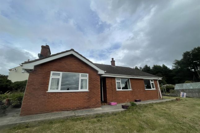 Thumbnail Detached bungalow to rent in Palmers Flat, Coleford