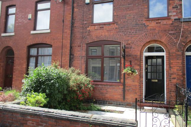 Thumbnail Terraced house to rent in Grange Street, Leigh, Manchester, Greater Manchester