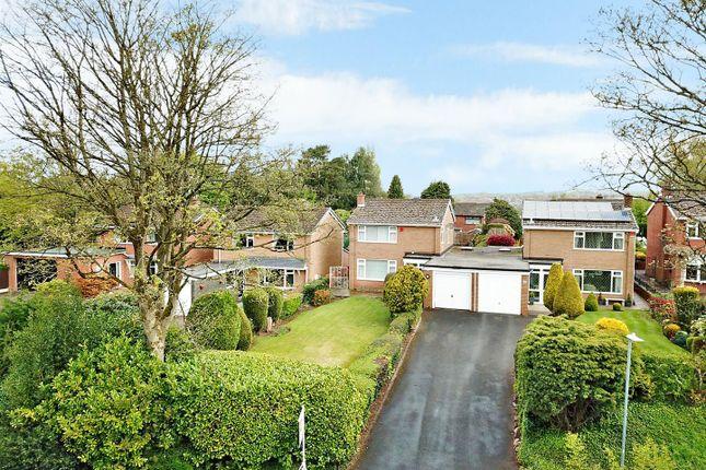 Thumbnail Link-detached house for sale in School Lane, Blurton, Stoke-On-Trent