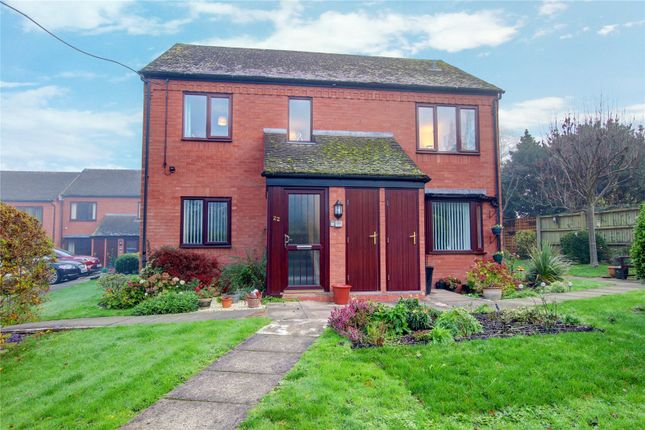 2 bed maisonette for sale in St. Georges Crescent, Droitwich WR9