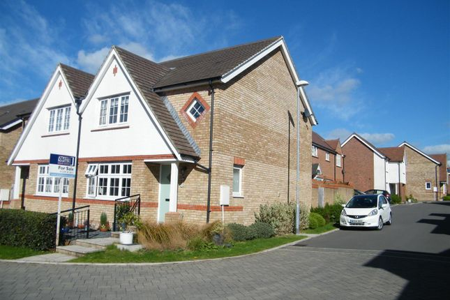 Thumbnail Semi-detached house for sale in York Road, Calne