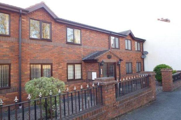 Thumbnail 2 bed flat to rent in Uxbridge Street, Cannock