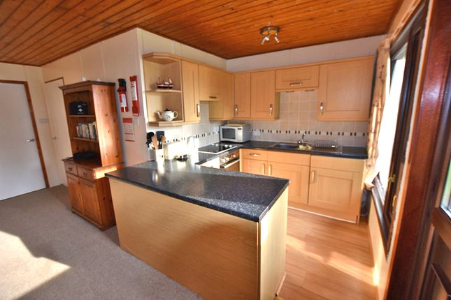 Detached bungalow for sale in Strontian, Acharacle