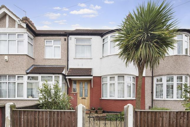Thumbnail Terraced house for sale in St. Olaves Walk, London