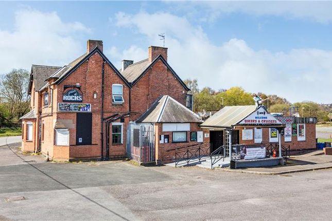 Thumbnail Pub/bar for sale in Mfn, Shipley Gate, Eastwood, Nottinghamshire