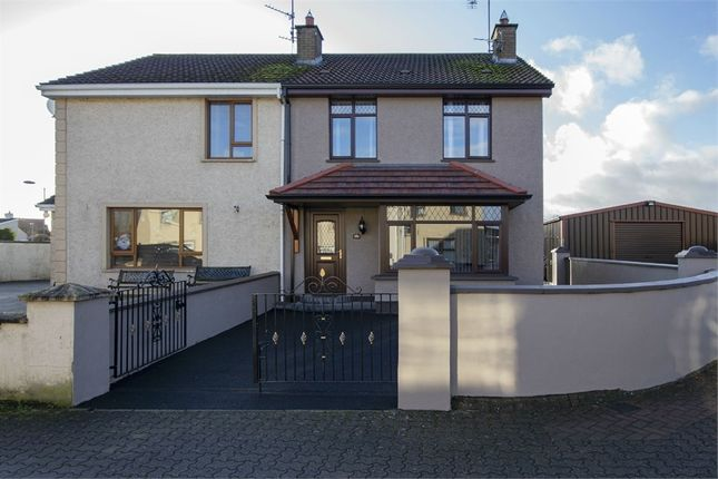 Thumbnail Semi-detached house for sale in Lindsay Ville, Ballyronan, Magherafelt, County Londonderry