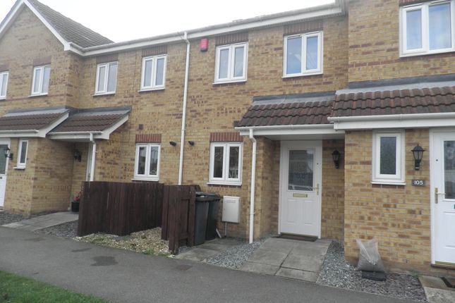 Thumbnail Town house to rent in Reeves Way, Armthorpe, Doncaster