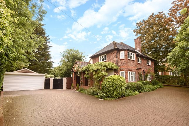 Thumbnail Detached house for sale in Woodside Road, Northwood, Middlesex