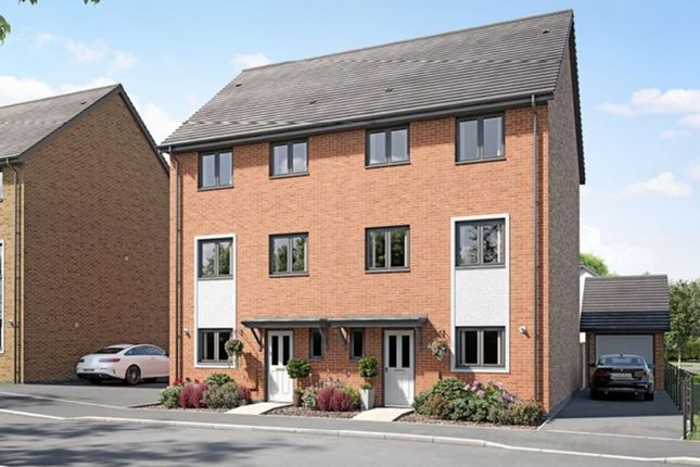 """4 bed property for sale in """"The Hexham"""" at Welton Lane, Daventry NN11"""
