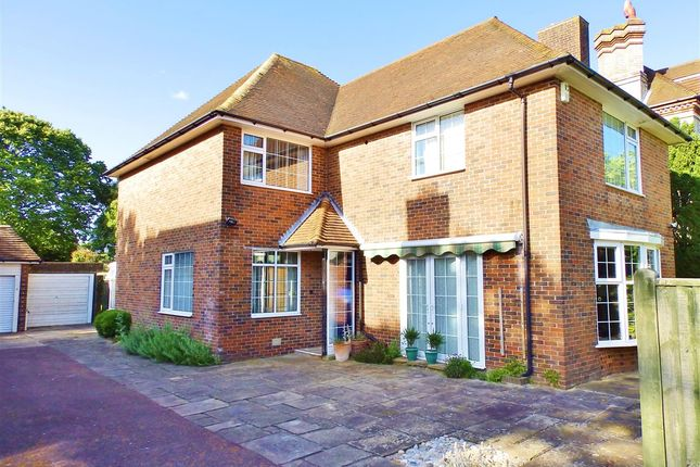 Thumbnail Detached house for sale in St. Johns Road, Eastbourne
