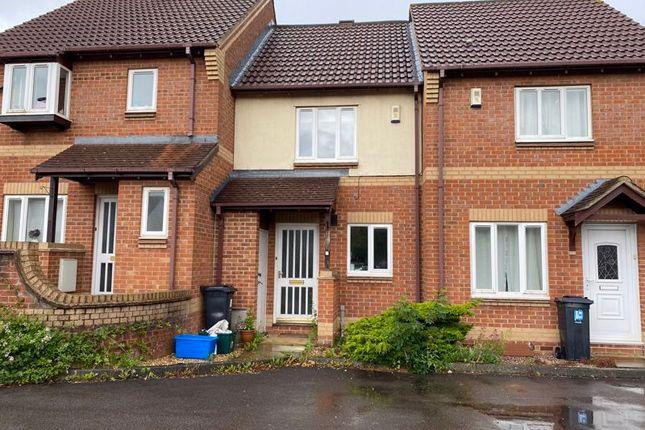 Thumbnail Terraced house to rent in Fern Grove, Bradley Stoke, Bristol