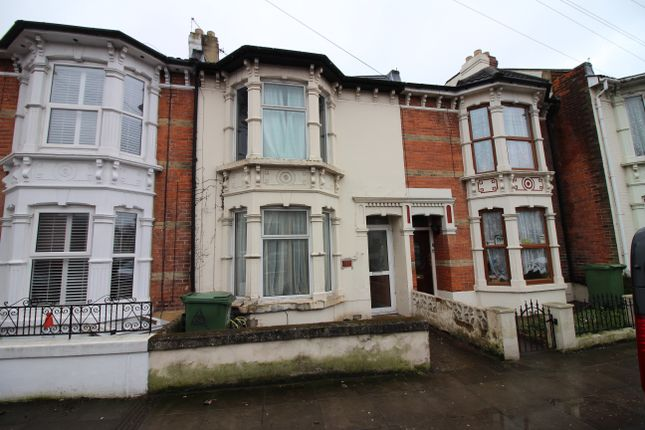 Thumbnail Terraced house to rent in Devonshire Avenue, Southsea, Hampshire