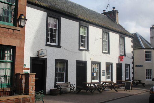 Thumbnail Pub/bar for sale in The Cromarty Arms, Church Street, Cromarty