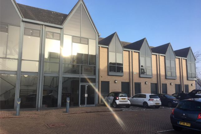 Thumbnail Office for sale in Crabtree Office Village, Eversley Way, Egham, Surrey
