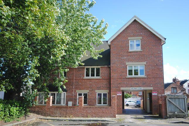 Thumbnail Flat to rent in Salopian, Queen Street, Market Drayton