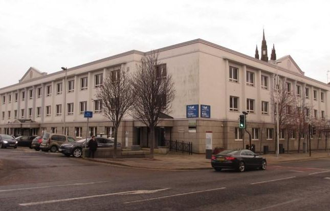 Thumbnail Office to let in Greyfriars House, 54 Gallowgate, Aberdeen