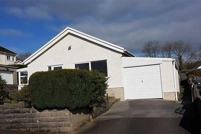 Thumbnail Detached bungalow for sale in Uwchgwendraeth, Drefach, Llanelli