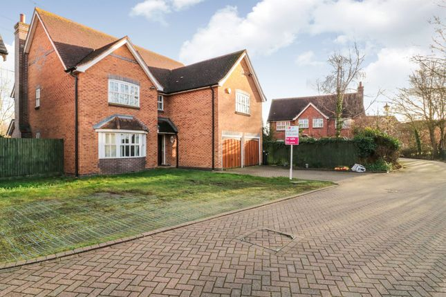 Thumbnail Detached house for sale in George Lovell Drive, Enfield