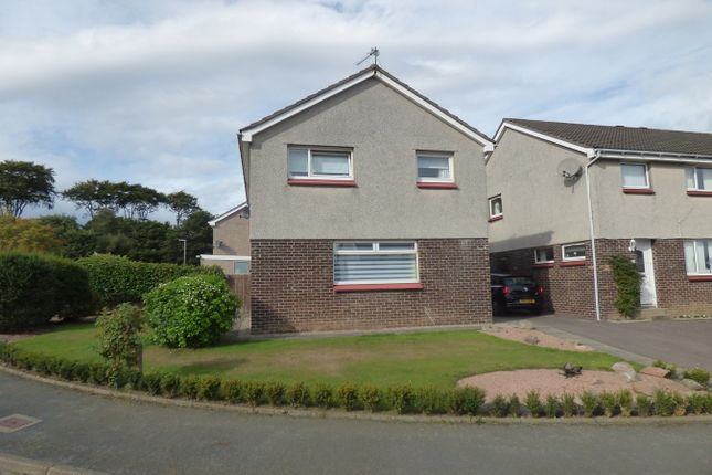 Thumbnail Detached house for sale in Forvie Path, Bridge Of Don, Aberdeen