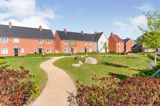Thumbnail Terraced house for sale in Berryfield Close, Colchester