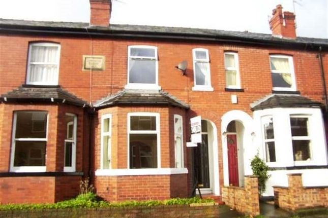 Thumbnail Terraced house to rent in Bold Street, Hale