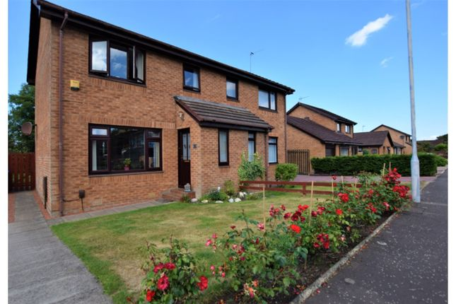Thumbnail Semi-detached house for sale in Fraser Avenue, Troon