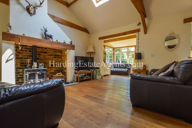 Thumbnail Detached house for sale in Greensward Lane, Hockley, Essex