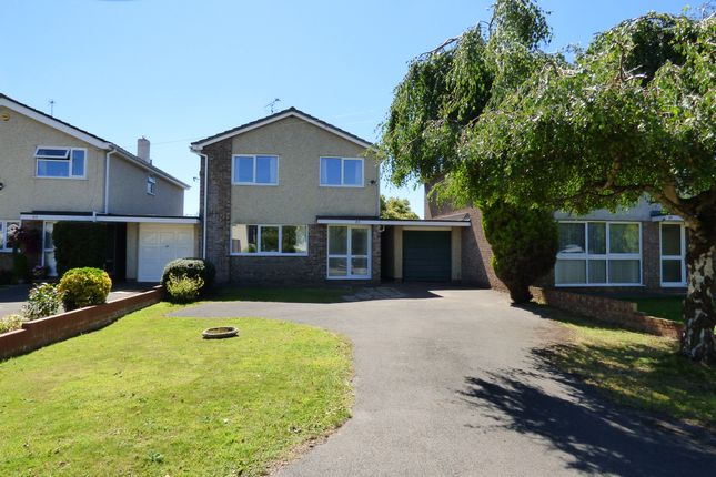 Thumbnail Detached house for sale in Rectory Road, Frampton Cotterell, Bristol