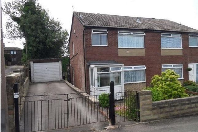Thumbnail Semi-detached house to rent in Harewood Ave, Heckmondwike
