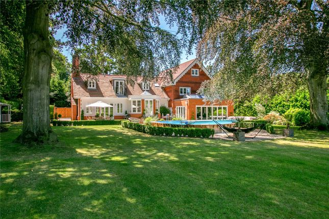 Thumbnail Detached house for sale in Stonehouse Lane, Cookham Dean, Berkshire