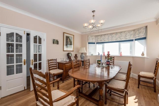 Dining Area of Hill Rise, Seaford BN25