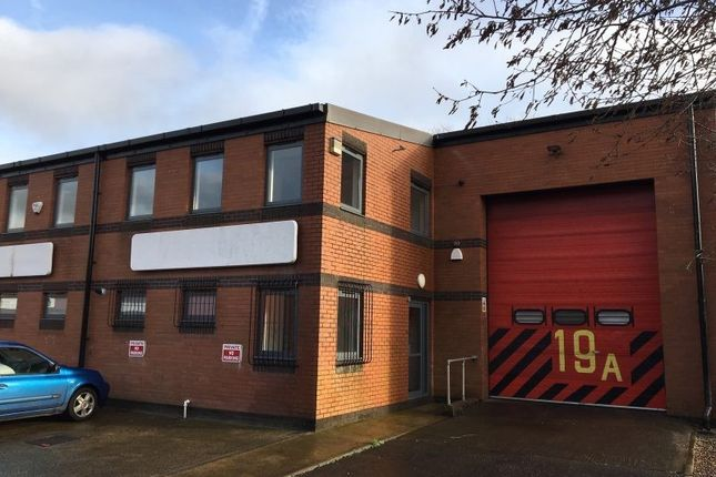 Thumbnail Industrial to let in Unit 19A, Maesglas Industrial Estate, Greenwich Road, Newport