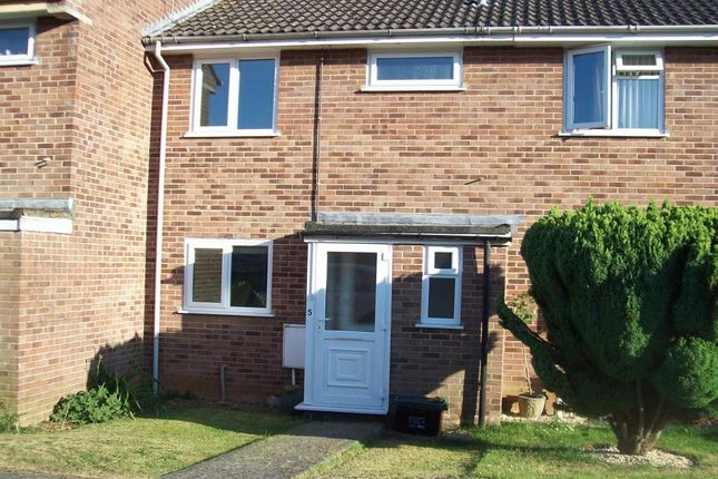 Thumbnail Terraced house to rent in Broadlands Close, Yeovil