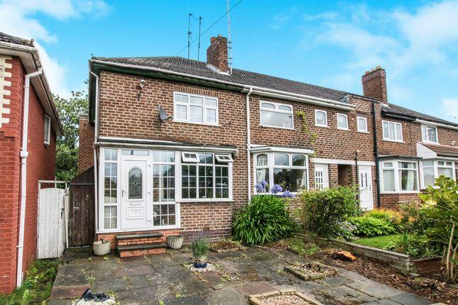 2 Bed End Terrace House For Sale In Whitburn Avenue Great Barr Birmingham