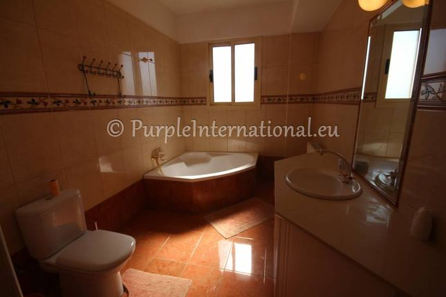 Family Bathroom of Dhekelia, Cyprus