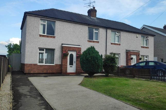 Thumbnail Semi-detached house for sale in Princess Street, Woodlands, Doncaster