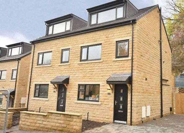 Thumbnail Semi-detached house for sale in Plot 3 Newstead View, Hall Road, Bradford, West Yorkshire