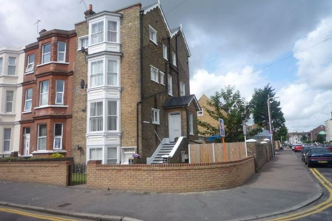 Thumbnail End terrace house for sale in Harold Road, Margate