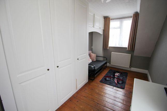 Bedroom Three of Warwick Close, Duston, Northampton NN5