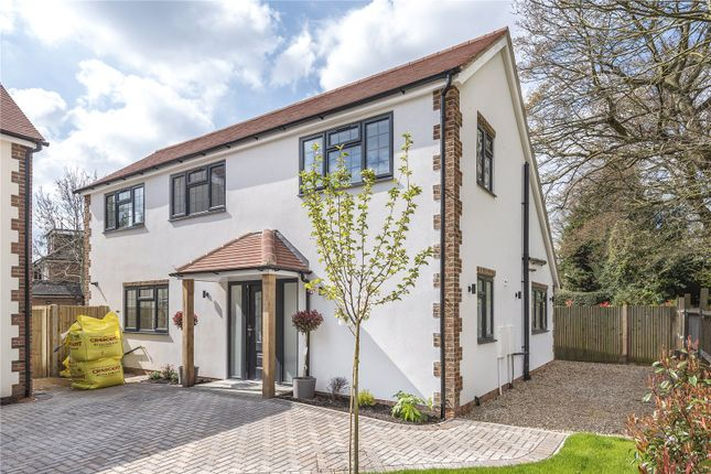 Thumbnail Detached house for sale in Flowers Avenue, Ruislip, Middlesex