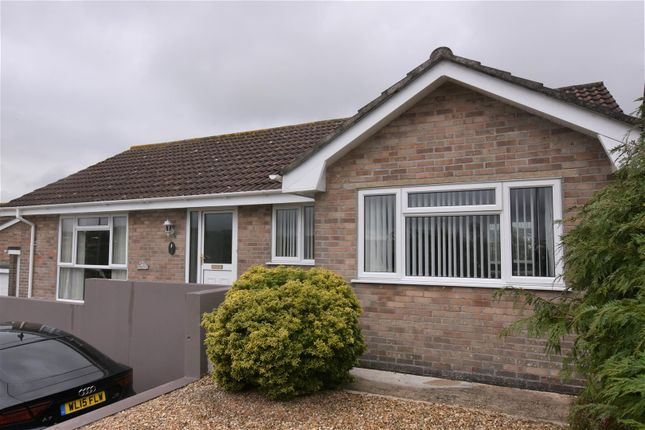 Thumbnail Detached bungalow for sale in Tregarrian Road, Tolvaddon, Camborne