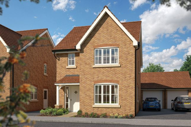 "Thumbnail Property for sale in ""The Cypress"" at Priory Fields, Wookey Hole Road, Wells, Somerset, Wells"