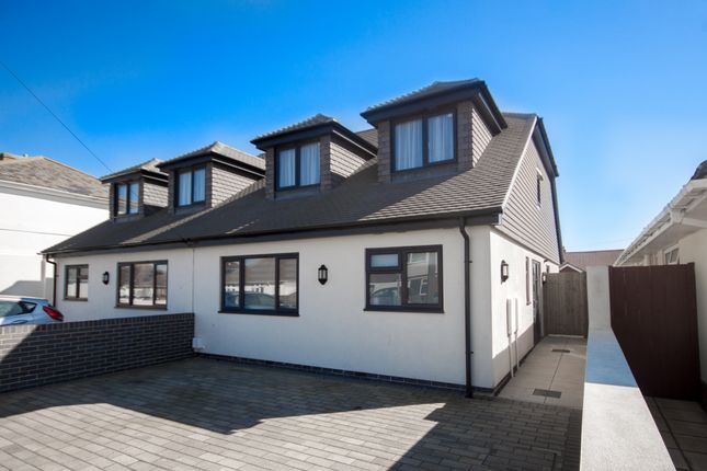 Thumbnail Semi-detached house to rent in Capel Avenue, Peacehaven, East Sussex