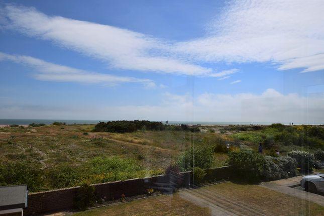 Sea View of Cadogan Court, Pevensey Bay BN24