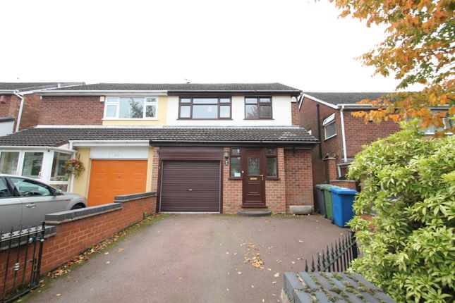 3 bed semi-detached house for sale in Woodhouse Lane, Amington, Tamworth
