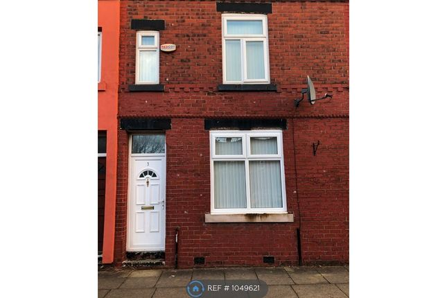 3 bed terraced house to rent in Littlewood Street, Salford M6